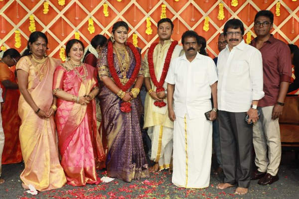 Abinaya - Naresh Karthik Wedding (1)