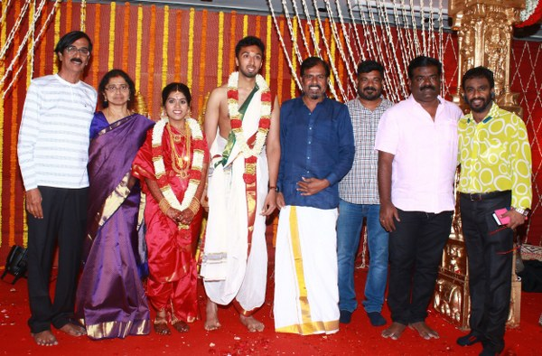 Manobala Son Wedding &Reception Stills (1)