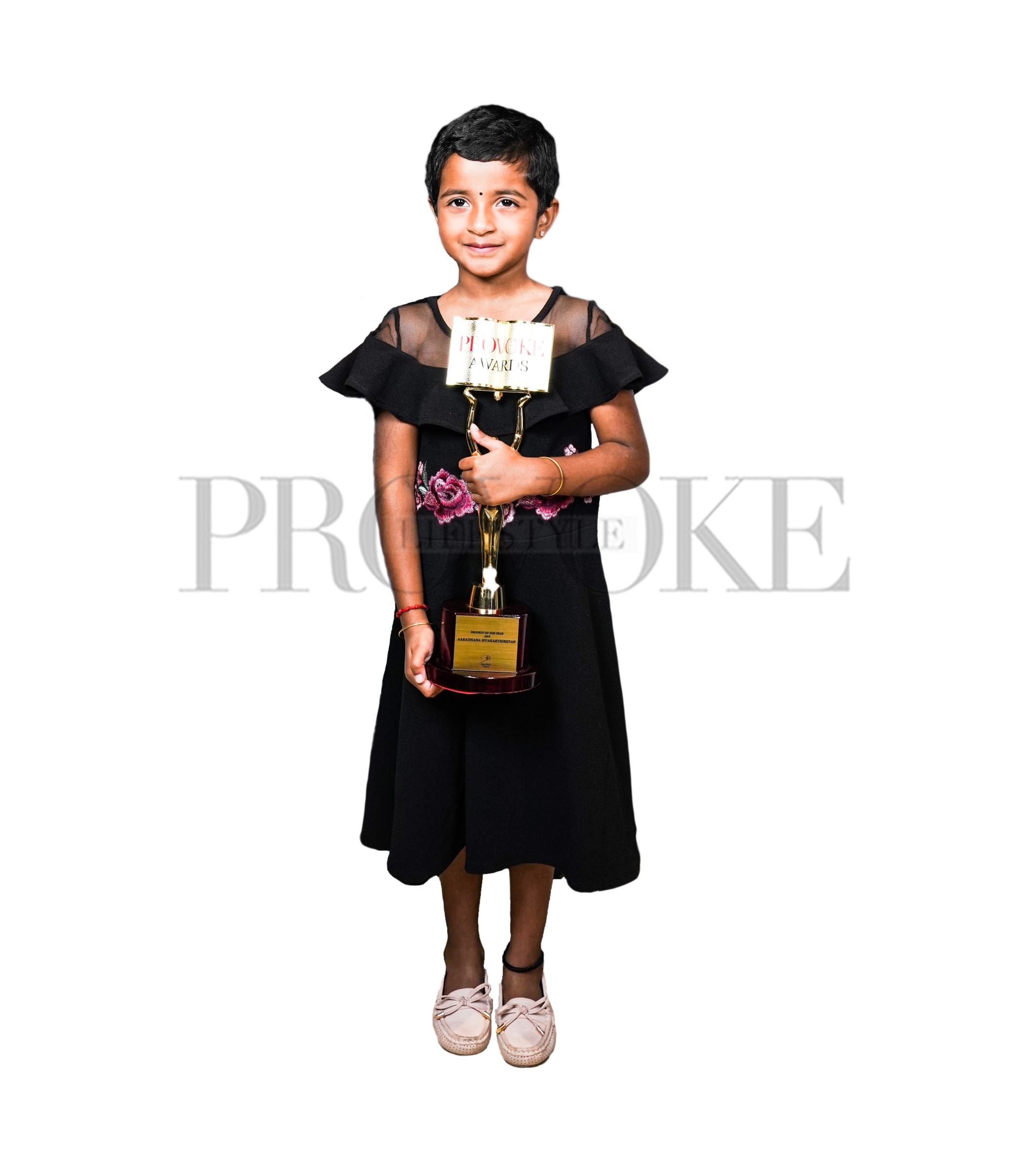 Aaradhana (category PRODIGY OF THE YEAR)