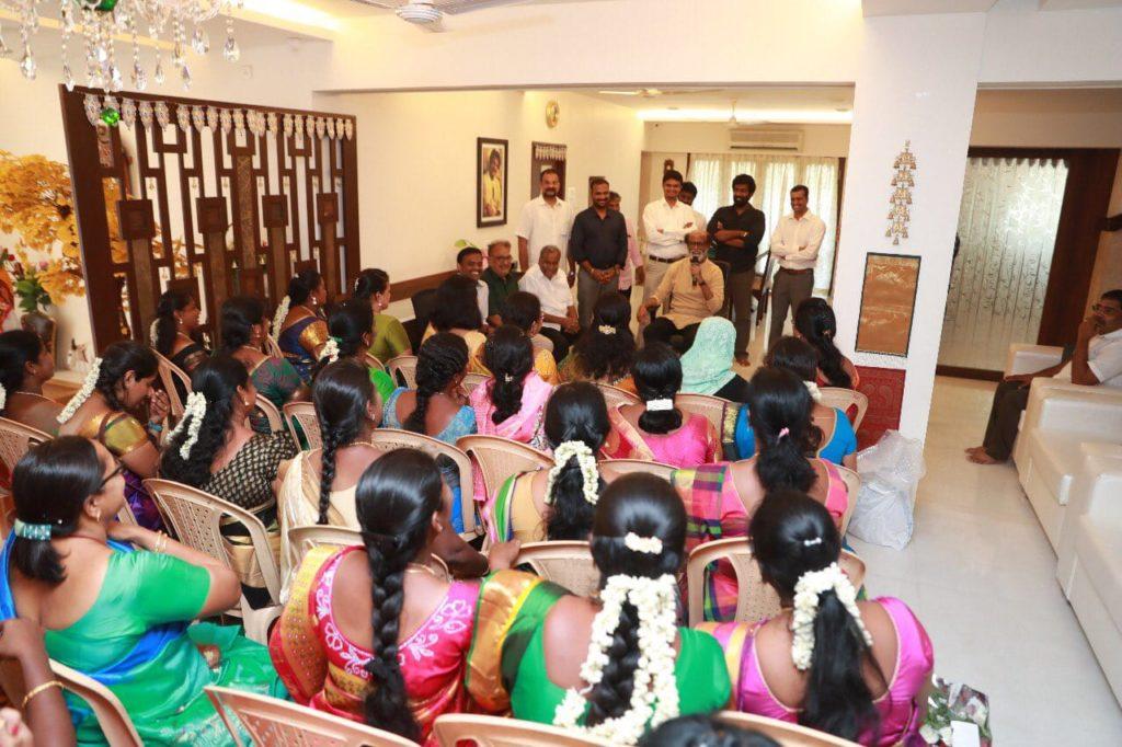 Rajini Meet