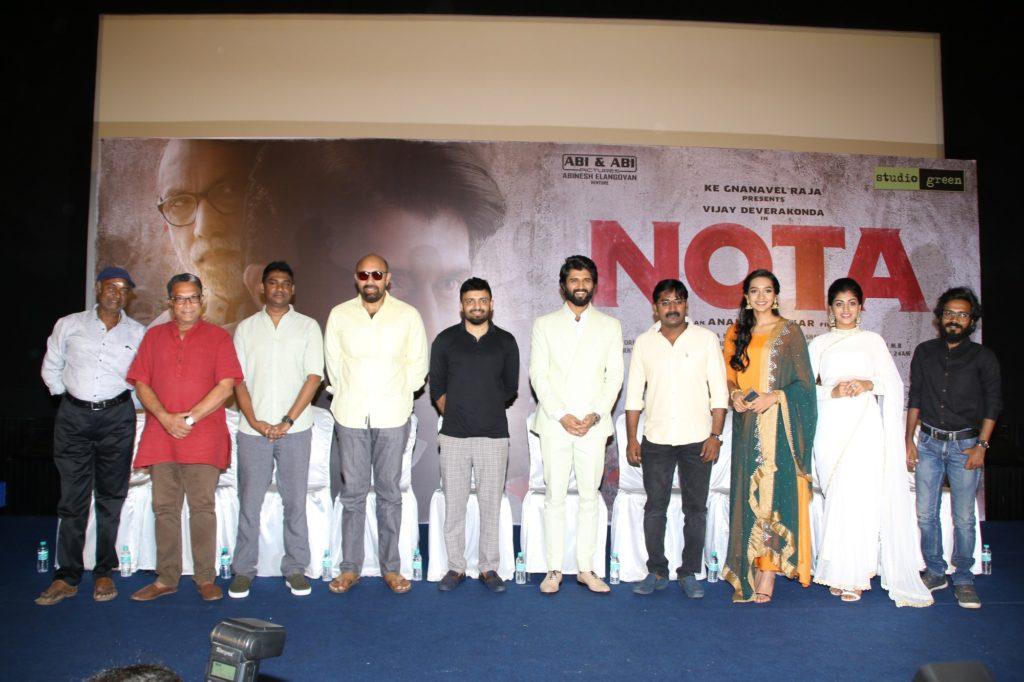 Nota Press Meet