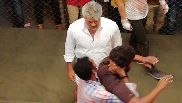 Viswasam Fight Scene Leak_SECVPF