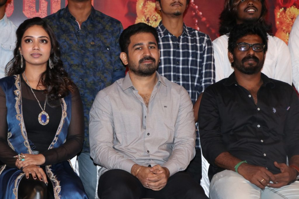 Thimiru Pudichavan Press Meet