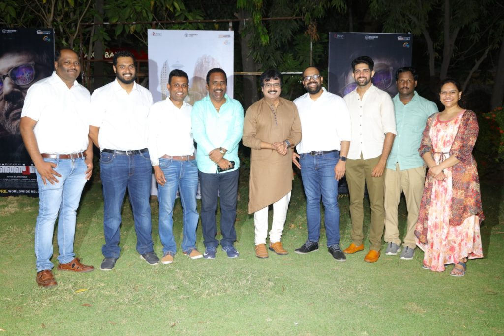 Vellai Pookkal Movie Press Meet