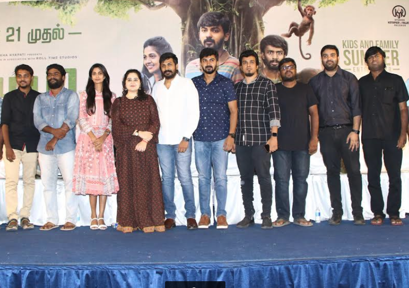 Thumbaa Press Meet
