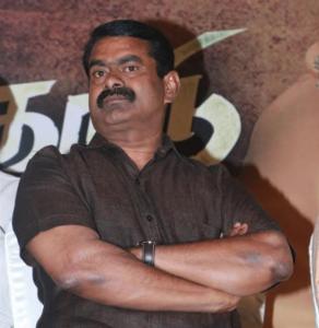 Seeman in Mundhrikkaadu Audio Launch