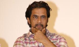 Arjun at Kurukshethram Press Meet