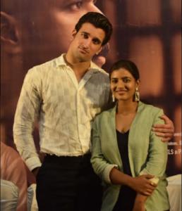 Nikki Sundaram, Aishwarya Rajesh in Mei