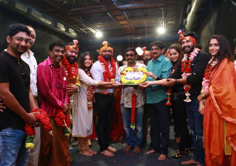 F.I.R Movie Pooja