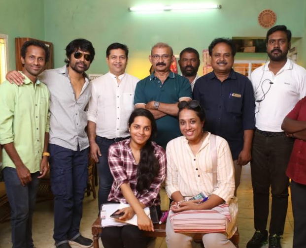 SJ Surya Radhamohan Movie Kickstarted