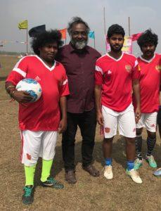 AP Shreethar with Jada Team