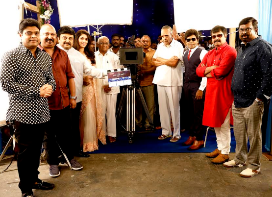 Saravana Stores Saravanan Movie Inauguration