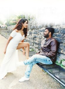 Nayanthara Vignesh sivan love story filmed