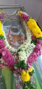 Paravai muniyamma passes away