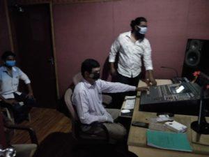 Kabadadhari dubbing started