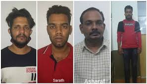 Cheaters arrested in poorna case