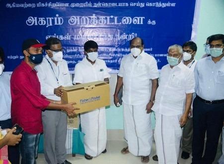 Jyothika donated 25 lakhs to Thanjavur Govt Hospital