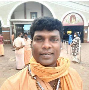 Vadivel Balaji Passed Away