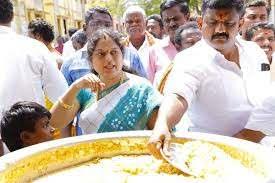 Jeeva Jothi celebrates Modi's Birthday