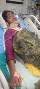Raped Dalit girl Died